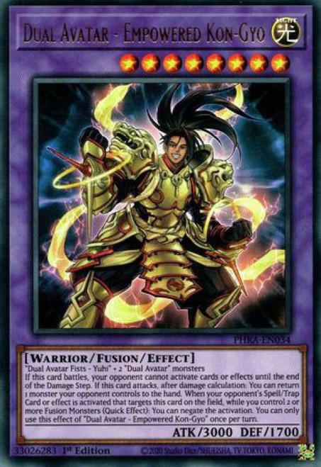 Raider/'s Knight Yu-Gi-Oh PHRA-EN040 1st Ultra Rare