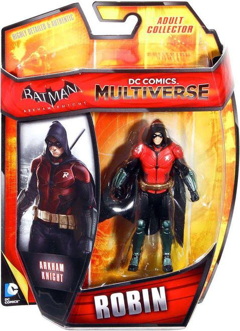 Batman Arkham Knight DC Comics Multiverse Robin Action Figure
