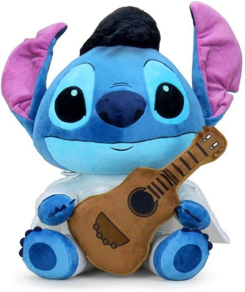 Disney Lilo & Stitch Phunny Elvis Stitch 16-Inch Plush [HugMe, Vibrates!] (Pre-Order ships March)