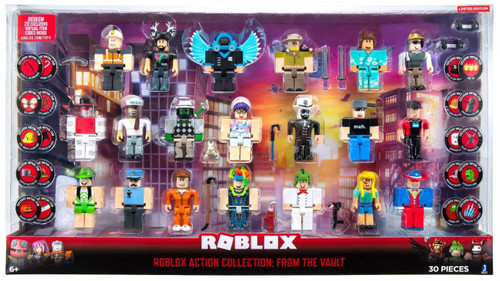 Roblox Action Collection From The Vault 3-Inch 20-Figure Set