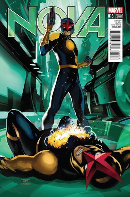 Marvel Nova, Vol. 5 #18B Comic Book