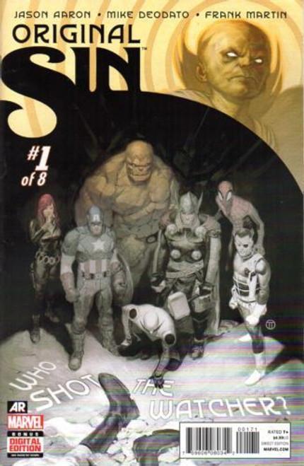 Marvel Original Sin #1 Comic Book [Premiere Launch Party Variant]