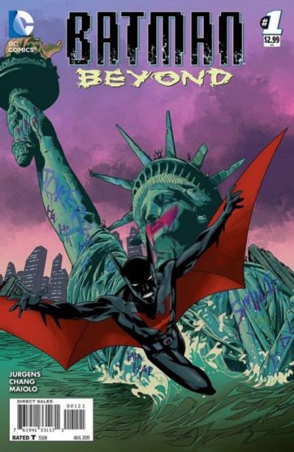 DC Comics Batman Beyond, Vol. 5 #1B Comic Book