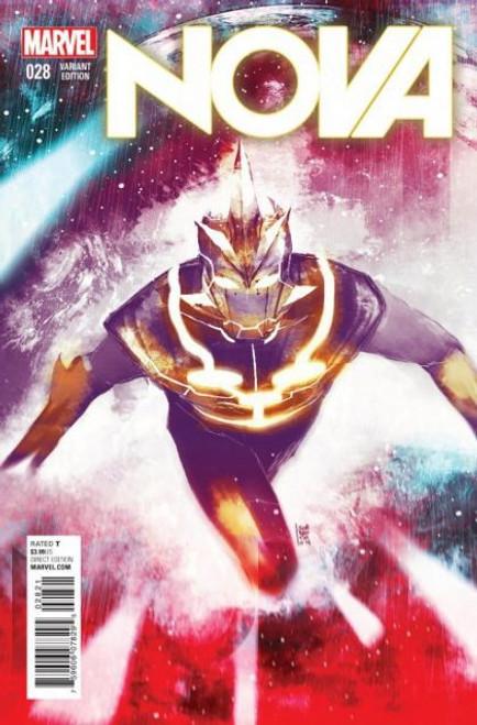 Marvel Nova, Vol. 5 #28B Comic Book