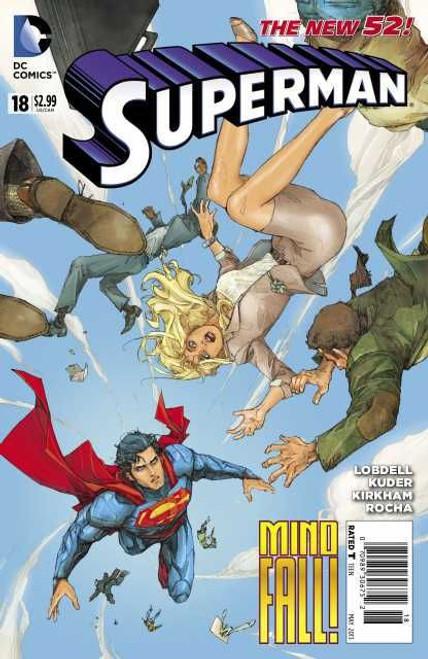 DC Comics Superman, Vol. 3 #18A Comic Book