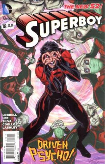 DC Comics Superboy, Vol. 5 #18 Comic Book