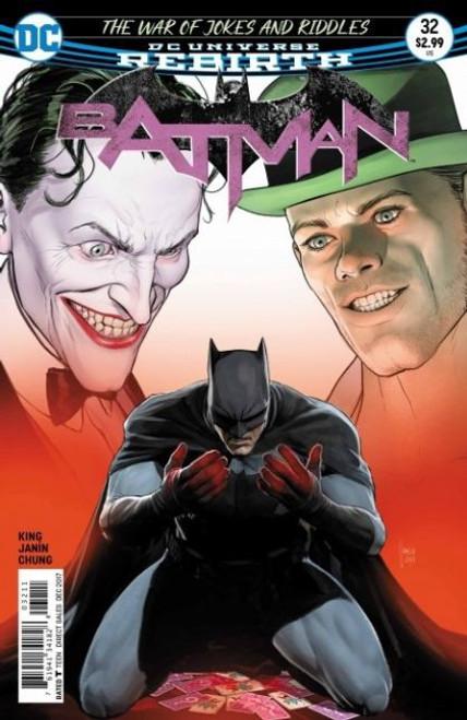 DC Comics Batman, Vol. 3 #32A Comic Book