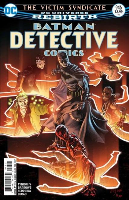 DC Comics Detective Comics, Vol. 3 #946A Comic Book