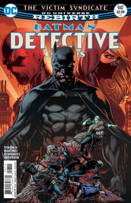 DC Comics Detective Comics, Vol. 3 #947A Comic Book