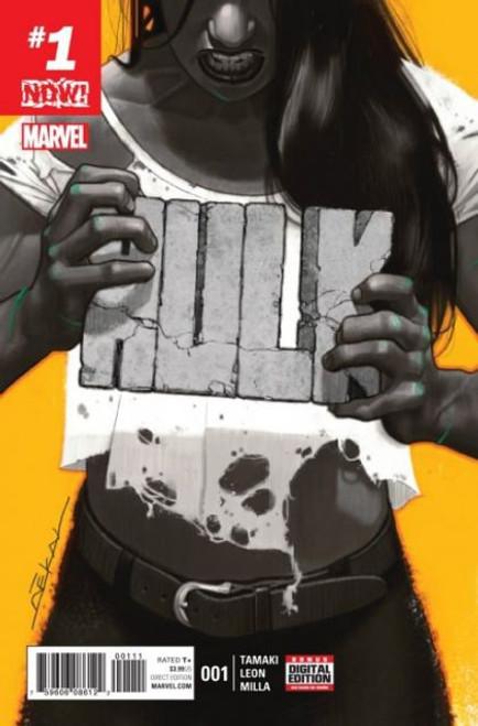 Marvel Hulk #1A Comic Book