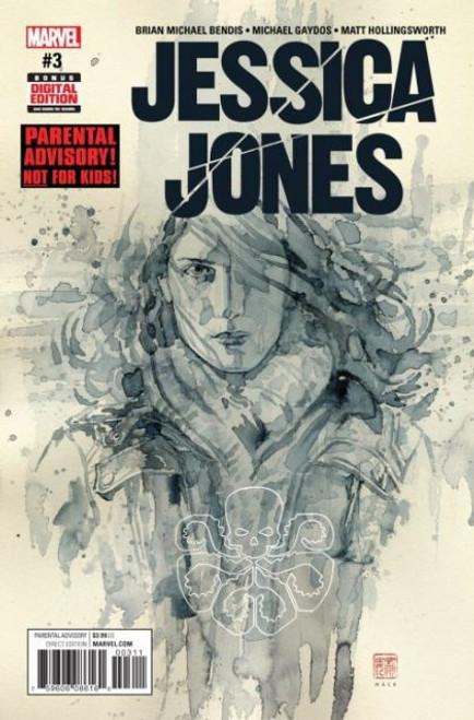 Marvel Jessica Jones #3A Comic Book