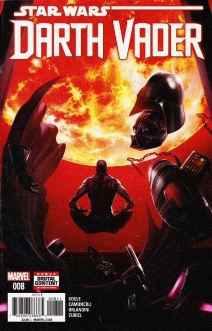 Marvel Star Wars: Darth Vader, Vol. 2 #8 Comic Book