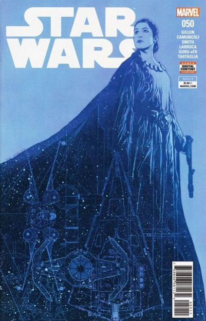 Star Wars, Vol. 2 (Marvel) #50A Comic Book
