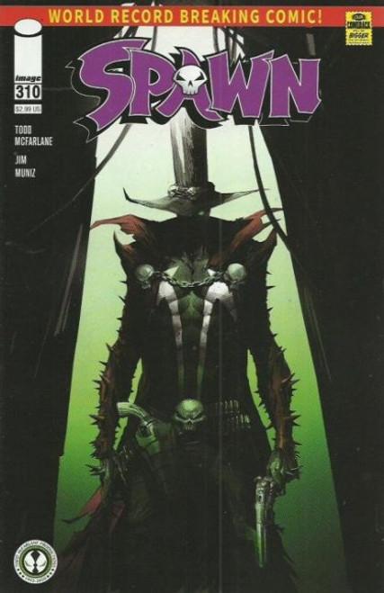 Image Comics Spawn #310A Comic Book