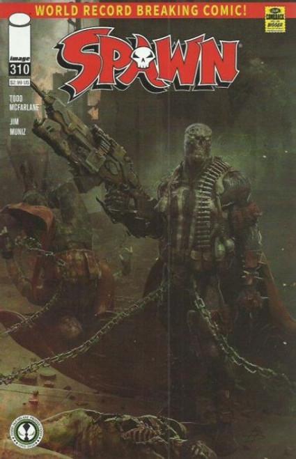 Image Comics Spawn #310C Comic Book