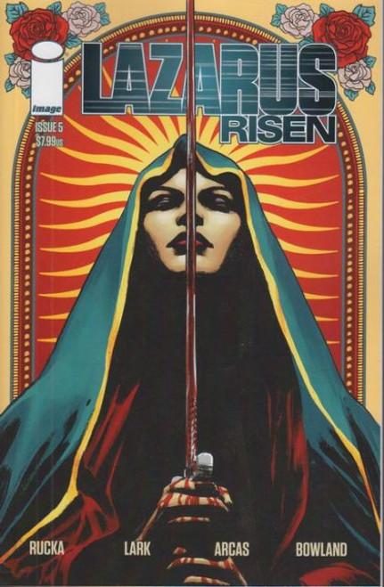 Image Comics Lazarus: Risen #5 Comic Book