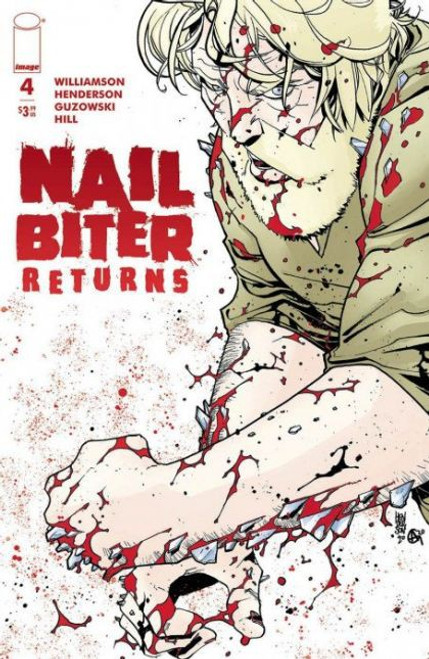 Image Comics Nailbiter Returns #4 Comic Book