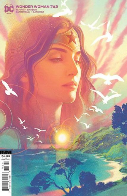 DC Comics Wonder Woman, Vol. 5 #763B Comic Book