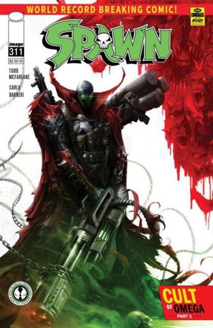 Image Comics Spawn #311C Comic Book