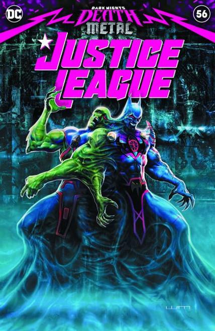 DC Comics Justice League, Vol. 3 #56A Comic Book