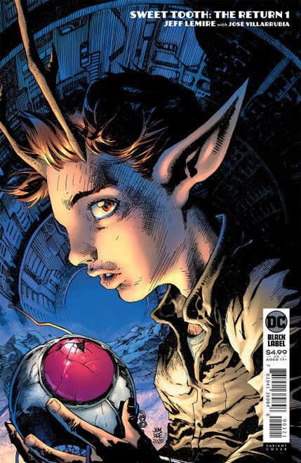 DC Comics Sweet Tooth: The Return #1B Comic Book