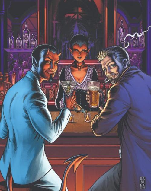 DC Comics Hellblazer: Rise and Fall #2A Comic Book