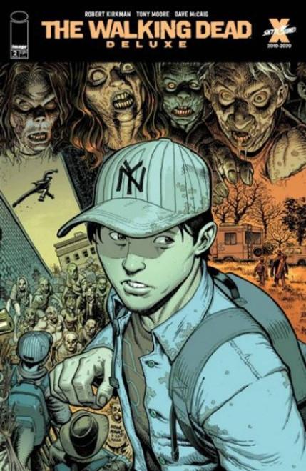 Image Comics The Walking Dead Deluxe #2E Comic Book