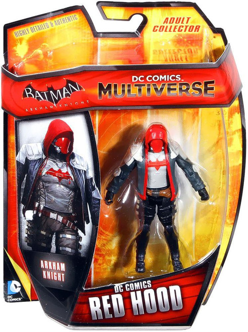 Batman Arkham Knight DC Comics Multiverse Red Hood Action Figure
