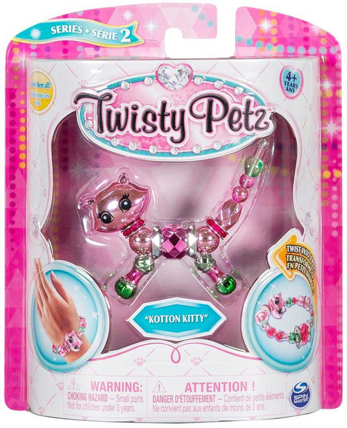 Twisty Petz Series 2 Kotton Kitty Bracelet