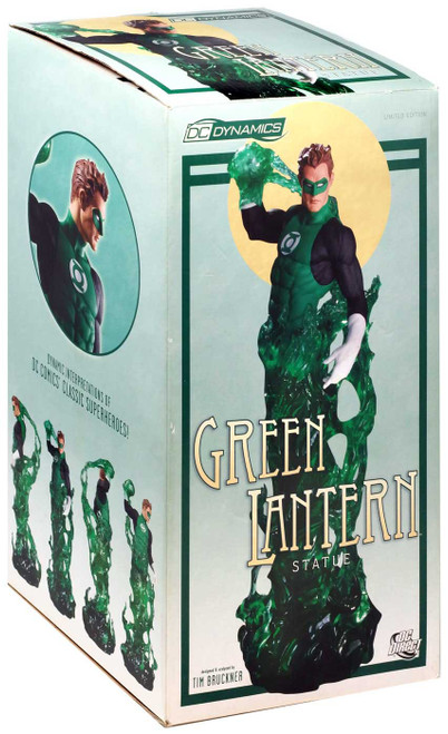 DC Dynamics Green Lantern 11.75-Inch Statue