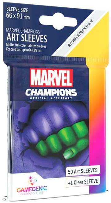 Marvel Champions LCG She-Hulk Standard Card Sleeves