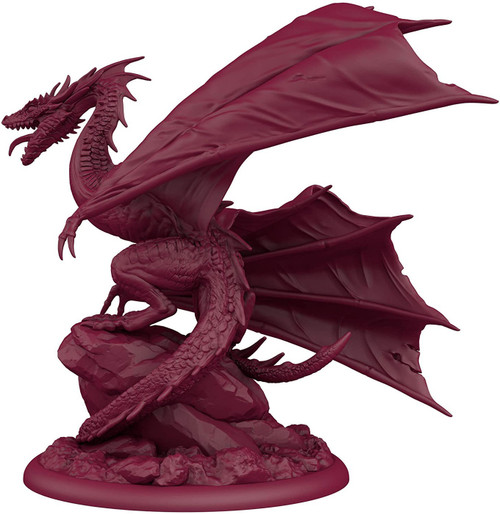 A Song of Ice & Fire Targaryen Mother of Dragons Unit Box