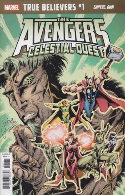 Marvel True Believers: Empyre Quoi #1 Comic Book