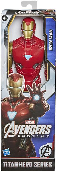 Marvel Avengers Titan Hero Series Iron Man Action Figure (Pre-Order ships February)
