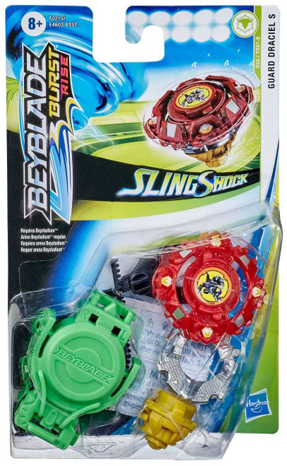 Beyblade Burst Turbo Slingshock Guard Draciel S Starter Pack (Pre-Order ships January)