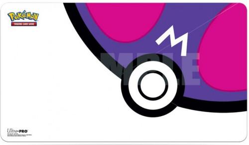 Ultra Pro Pokemon Trading Card Game Card Supplies Master Ball Playmat (Pre-Order ships April)