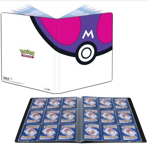 Ultra Pro Pokemon Trading Card Game Master Ball 9-Pocket Portfolio (Pre-Order ships April)