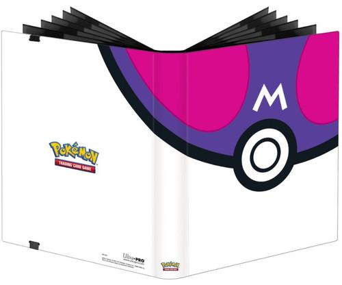 Ultra Pro Pokemon Trading Card Game Master Ball 9-Pocket Pro Binder (Pre-Order ships April)