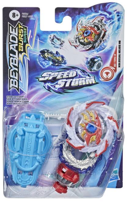 Beyblade Burst Rise Speedstorm Kolossal Helios H6 Starter Pack (Pre-Order ships January)