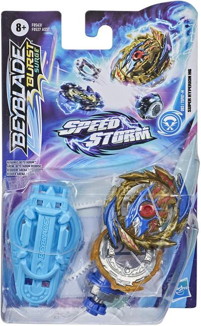 Beyblade Burst Rise Speedstorm Super Hyperion H6 Starter Pack (Pre-Order ships January)