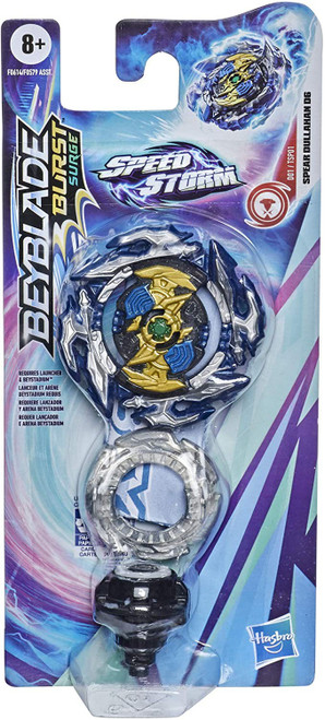Beyblade Burst Rise Speedstorm Spear Dullahan D6 Single Top (Pre-Order ships January)