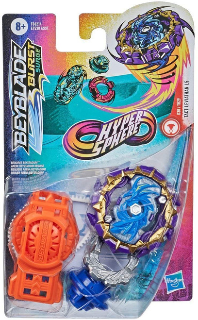 Beyblade Burst Rise Hypersphere Tact Leviathan L5 Starter Pack (Pre-Order ships January)