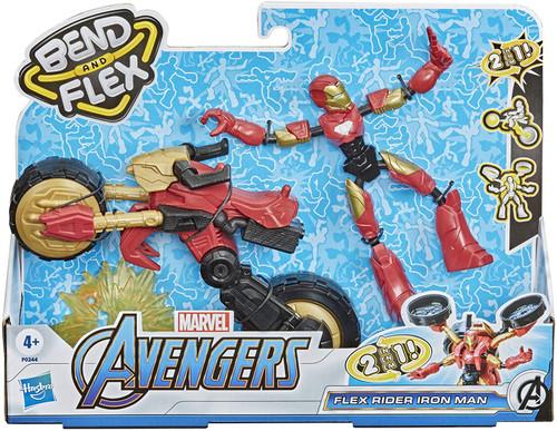 Marvel Avengers Bend & Flex Flex Rider I Action Figure (Pre-Order ships January)