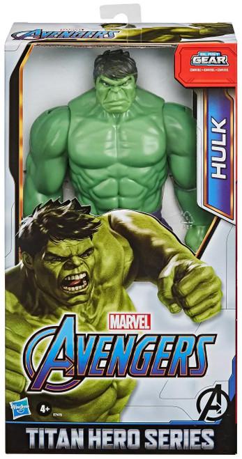 Marvel Avengers Titan Hero Series Blast Gear Hulk Action Figure [2021] (Pre-Order ships September)