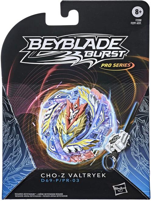 Beyblade Burst Rise Pro CHO Z VALTRYEK Starter Pack (Pre-Order ships January)