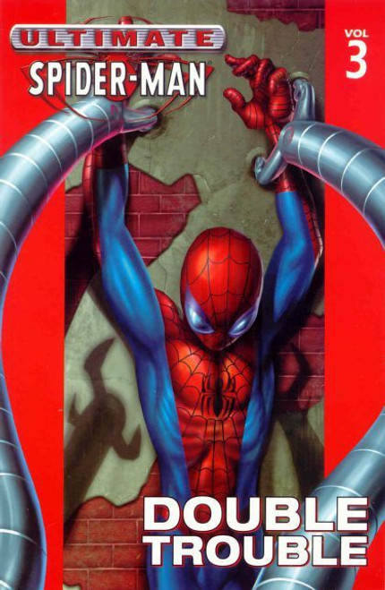 Marvel Ultimate Spider-Man TP Double Trouble Trade Paperback #3