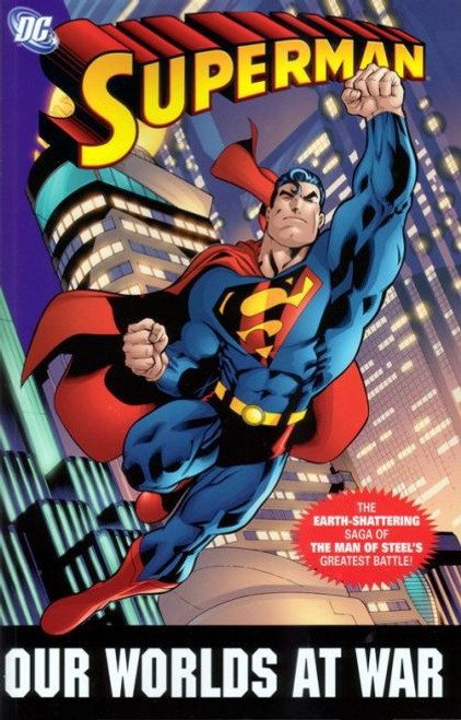 DC Comics Superman: Our Worlds at War Trade Paperback