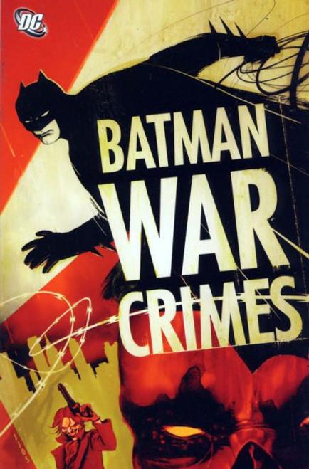 DC Comics Batman: War Crimes Trade Paperback TP