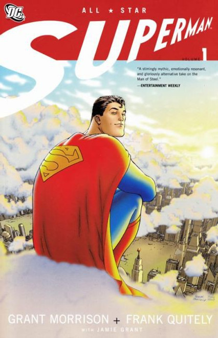 DC Comics All Star Superman Trade Paperback #1