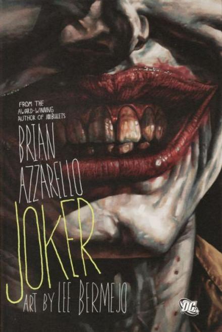 DC Comics Joker Hardcover